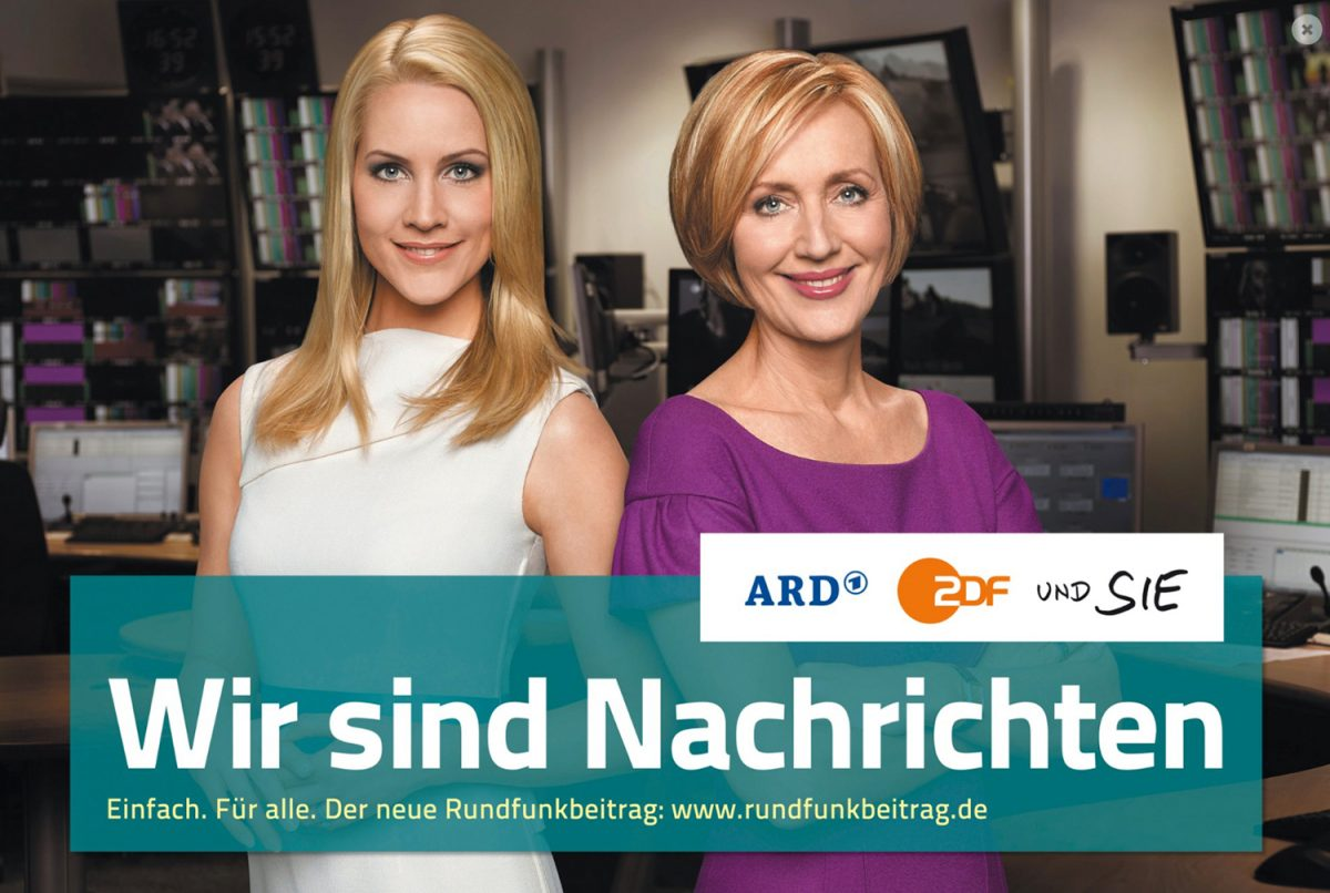 ARD ZDF • Retouching • pretty on point • post production • düsseldorf