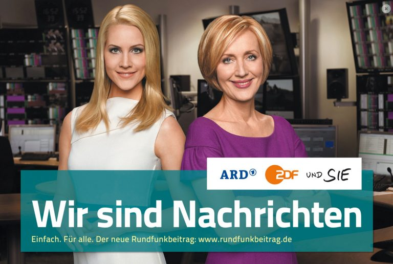 ARD ZDF • Retouching • pretty on point • post production • düsseldorf