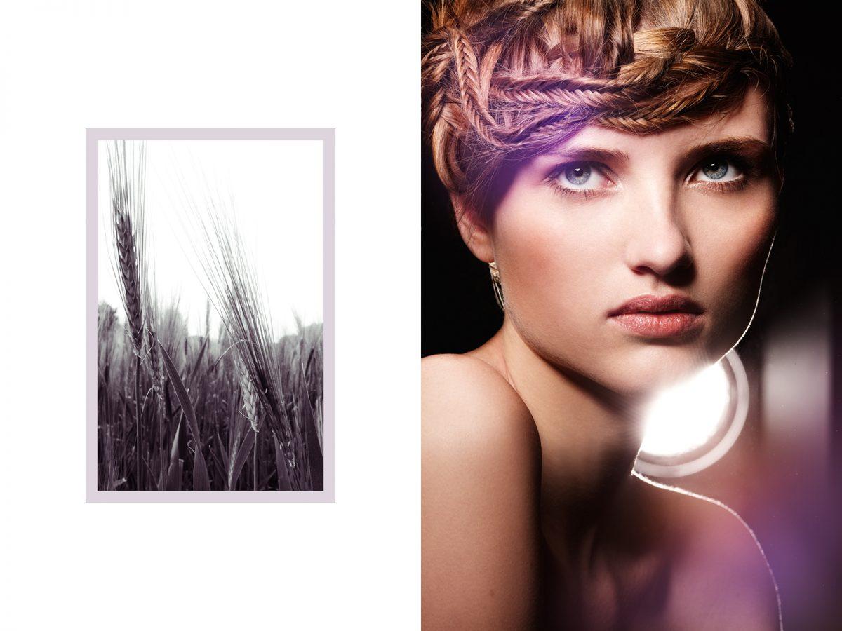 hair nature | ph: stefan kranefeld • Retouching • pretty on point • post production • düsseldorf