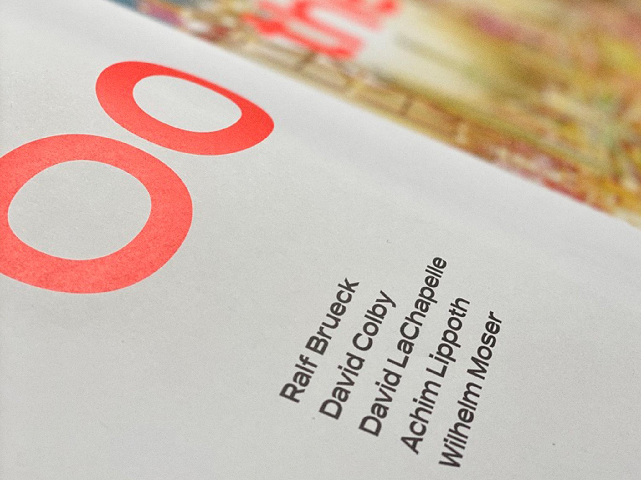 the amateur magazine • launch • issue 00 • pretty on point •düsseldorf